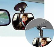 Baby Children 2in1 Safety View Mirror For Cars