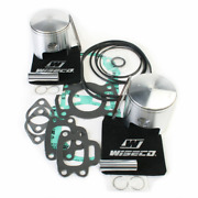 Wk Top End Kits For 1995 Sea-doo Spx Personal Watercraft Wiseco Wk1117
