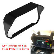 Motorcycle 6.5''instrument Sun Visor Protect Cover Fit For Bmw R1250gs Adventure