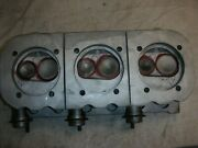 Corvair Single 140 Hp 66-67 Head Fresh Valve Job New Springs And Head Gasket Are