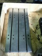 36 X 15.75 X 3.75 Steel Welding T-slotted Table Layout Plate Jig_3 Slot