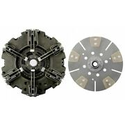 Clutch Kit John Deere 6115d 6125d Tractor Dual Stage 6 Lever Clutch Assembly