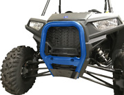 Moose Racing 0530-1443 Front And Rear Bull Bar Bumpers