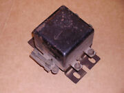 1930s-40s Chry/desoto/dodge/ply/hudson/stude. Generator Cut Out Relay.. Z