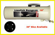Lionfish Dungeon Collect Tube Bag Catch 18 Hotel Inn Net Gear Lion Fish Spear