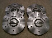 03-05 Nissan Murano Set Of 4 Oem Center Caps 403150a100 Free Shipping