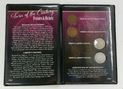 Turn Of The Century Pennies And Nickels 1890 - 1906 Coin Set Collection