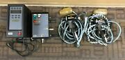 Atlas Copco Pulsor C Controlled Impulse Nutrunner System - With 2 Tools - Tested