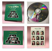 Twice 1st Album Repackage Merry And Happy Tzuyu Set Cd + Postcard+ Sticker Select