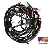 Complete Wiring Harness Ford 8n Tractor Side Mount Distributor With Generator