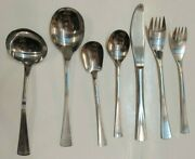 Reed And Barton Narvik Stainless Choice Piece Silverware Flatware