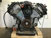 Engine Out Of A 2006 Jaguar Xk8 4.2l Motor With 67,118 Miles