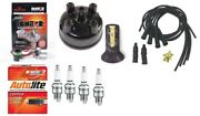 Electronic Ignition And Tune Up Kit For Case 700b, 800, 800b, 900lpg, 900b Tractor