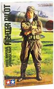 116 Wwii Imperial Japanese Nacvy Fighter Pilot Model
