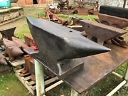683 Lbs Extra Large French Blacksmith Anvil