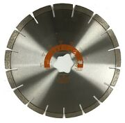 10 Pack 12 Early Entry Diamond Blade For Husqvarna Ab Soff-cut .250 Thick