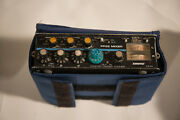 Shure Fp32 Portable Stereo Mixer As Is/ Parts W/ Porta Brace Case