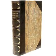 Dickens - Life And Adventures Of Nicholas Nickleby - 1st Ed Bound From The Parts