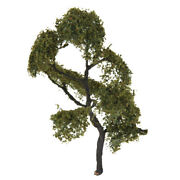 1pc Model Ash Tree Trains Wargame Diorama Layout Scenery 175 Oo Scale 12cm