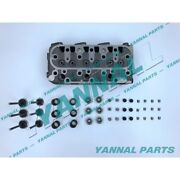 New Kubota D1105 Cylinder Head With Train Kit,full Gasket And Glow Plugs