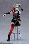 Yamato Dc Comic Usa Harley Quinn Statue 10in. Collectible Figure In Stock New