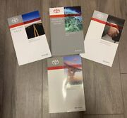 2014 Toyota Camry Hybrid Owners Manual Lot
