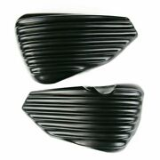 Bobber Battery Toolbox Covers 04-12 Harley Davidson Sportster 48 883 Iron Xl