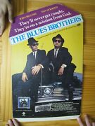 Blues Brothers Cardboard Counter Stand The Not A Poster Dvd T Shirt Cd Blu-ray