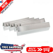 Flavor Bars For Weber Genesis 300 Grill Parts Stainless Steel Heat Plate 17.5
