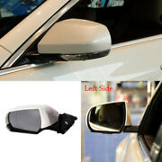Automatic Folding Power Heated Driver Side View Mirror Fit For Cadillac Ats 2016