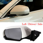 Automatic Folding Power Heated Driver Side View Mirror Fit For Cadillac Ats 2014