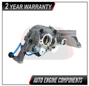 Oil Pump Fits Jeep Cherokee Grand Caravan Town And Country 3.6l 2014-2016