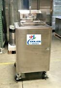 New Portable Single Compartment Sink Stainless Steel Event Festival Catering Nsf
