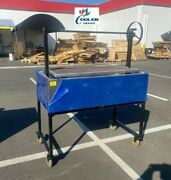 New 48 Outdoor Bbq Gas Propane Grill Oven Roaster Lamb Chicken Beef Fish Ob48