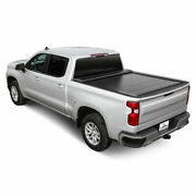 Leer Ricochet Xrt Manual Retract Tonneau Cover For Gm 1500 19-20 5.7and039/69.9 Bed