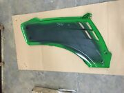 John Deere 1023e, 1025r, And 1026r Compact Utility Tractor Lh Side Panel Lv