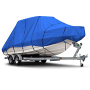 Budge B-621-x4 Gray 16-18and039 Long Beam Width Up To 106 Boat Cover