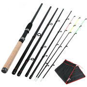 Fishing Rod 6 Section 3m Fishing Rod Carbon Rod Spinning Travel Rod Carp Tackle