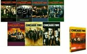 Chicago Fire The Complete Seasons 1-8  Brand New Bundled