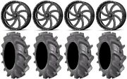 Msa Milled Switch 22 Wheels 35 Bkt At 171 Tires Can-am Renegade Outlander