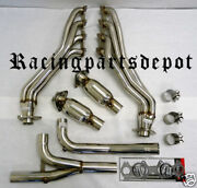 Obx Exhaust Headers 04-05 Ford F-150 5.4l V8 2wd W/cats