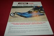 Long Tractor Rotary Cutter Dealers Brochure Amil15
