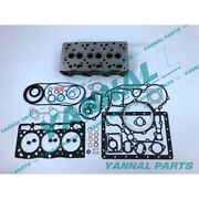 New Kubota D1105 Cylinder Head With Gaskets