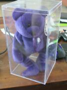 Princess Diana Ty Beanie Baby 1997 With Pe Pellets, Hand Made In China