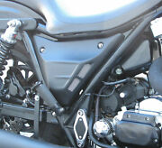 Custom Vented Panels Side Covers Sport Low Rider Glide Fxr T/p 82-94 Harley