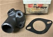 Orig Delco 1977 1988 Chevrolet 350 V8 Water Outlet Thermostat Housing 15-1267