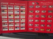 Coca Cola 120th Anniversary Memorial Figure Collection 24 Pieces Not For Sale