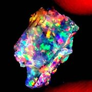 Natural Ethiopian Play Of Colors Fire Opal Untreated Minerals Dc31 Dp05 04 49