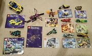 Lego Technic Sets Huge Lot With Booklets