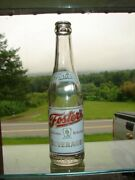 Acl Soda Bottle - Fosterand039s Delicious Refreshing Beverages - Lansford Pa